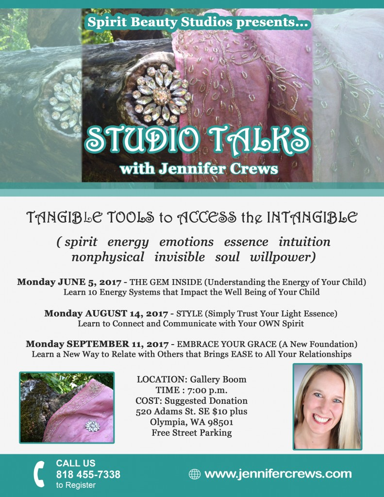 Introducing Spirit Beauty Studio Talks